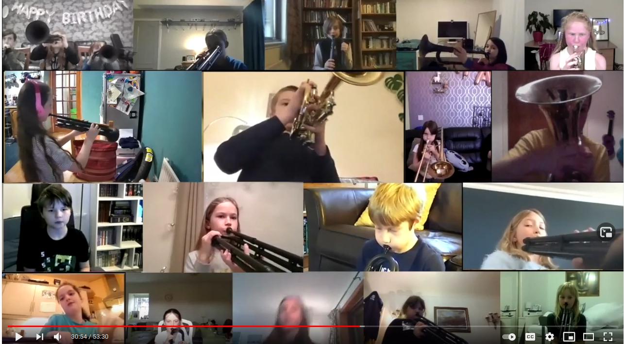 trumpet lessons - Education News Scotland