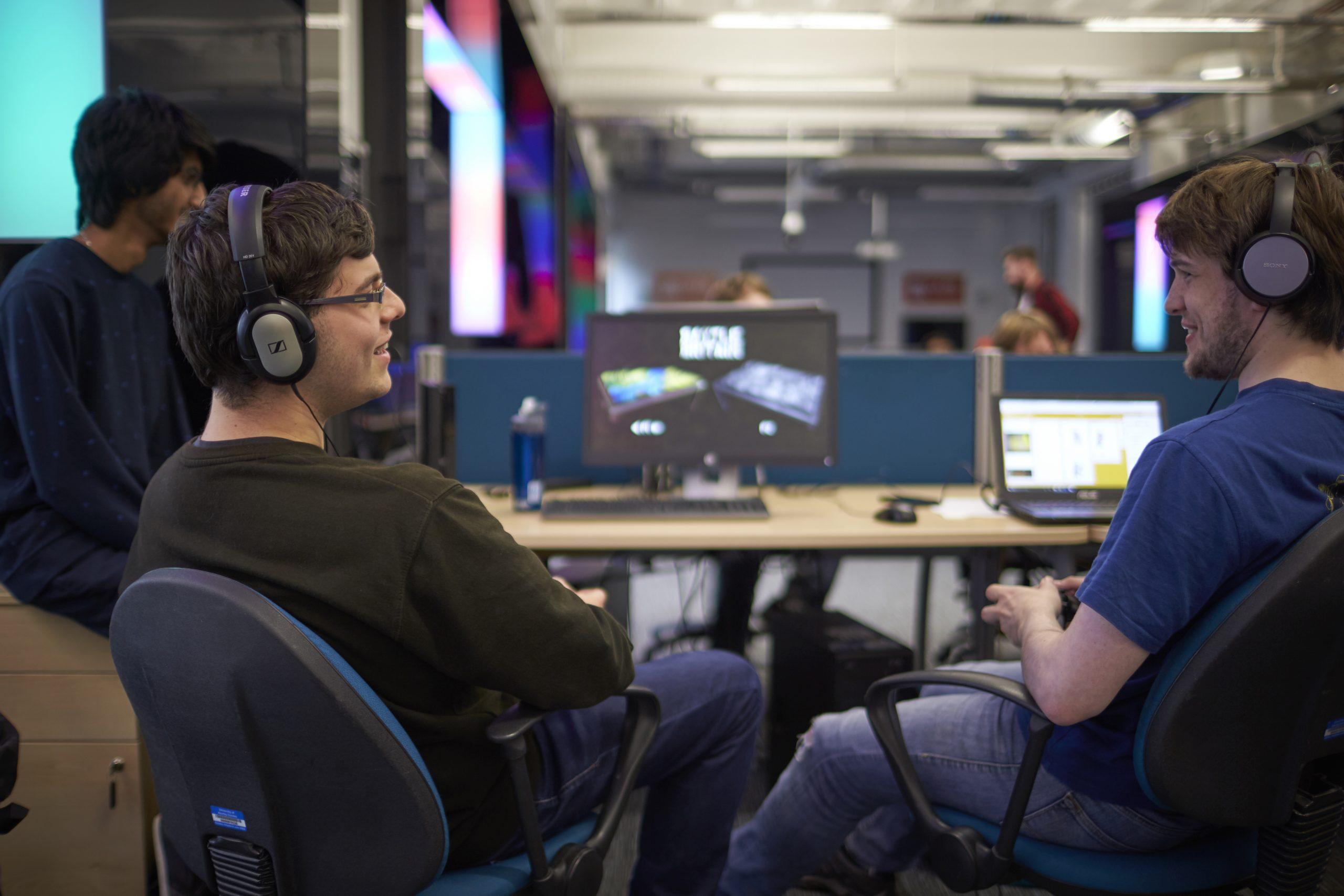 Computing students - Education News Scotland