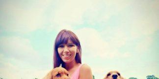 Ashleigh with Freddie and Nala | Animal News UK