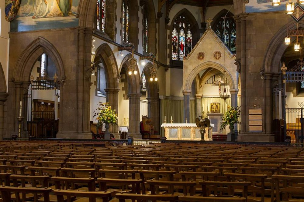 St Mary's Cathedral \ Scottish News