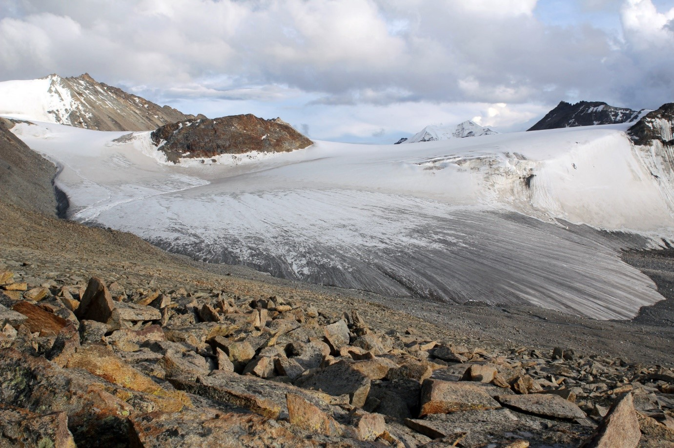Zhadang glacier - Nature News Scotland
