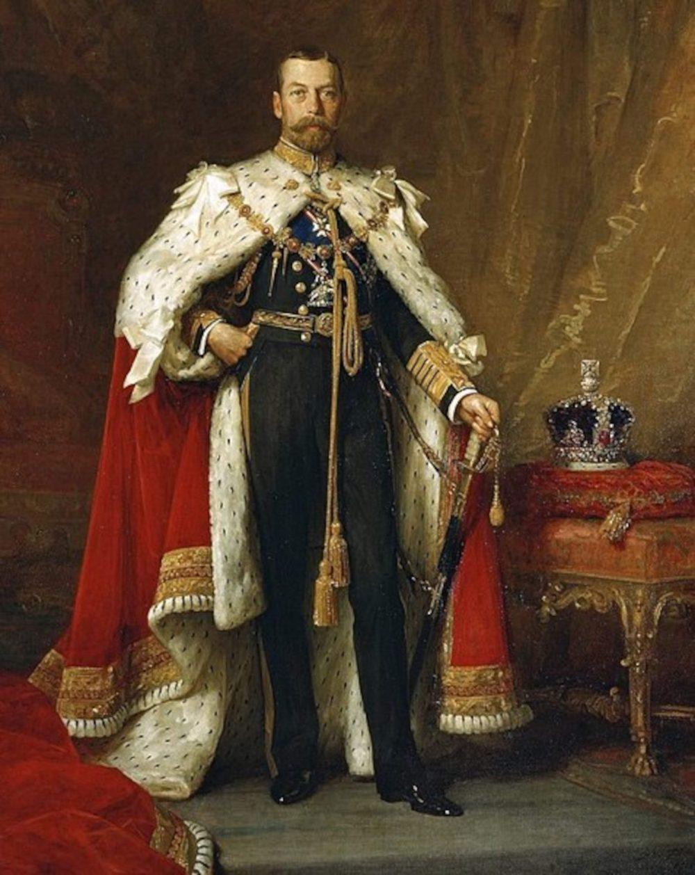 King George V - property news Scotland