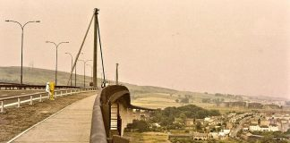 Erskine bridge in daylight - Scottish News