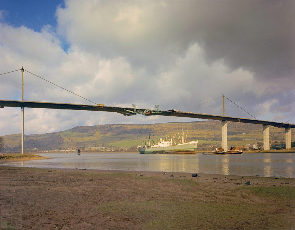 Erskine Bridge far view - Scottish News