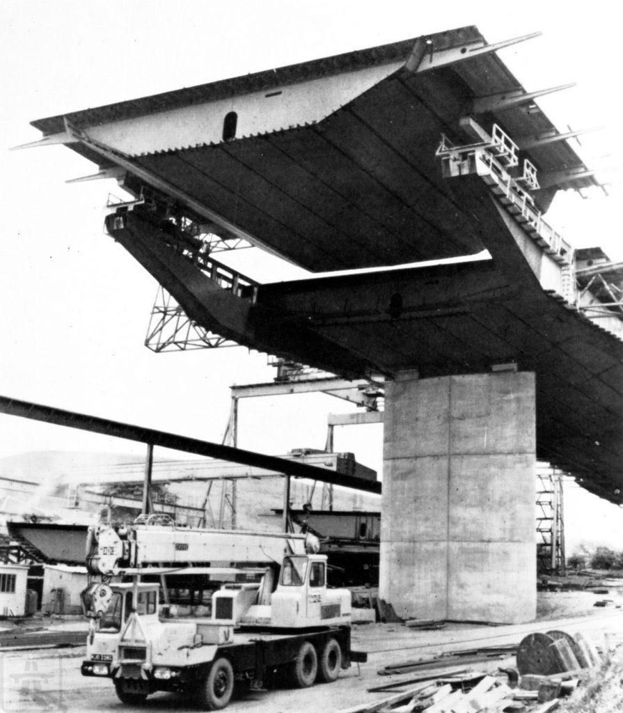 Erskine Bridge in 1969 - Scottish News