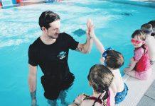 Michael Jamieson and kids - scottish news