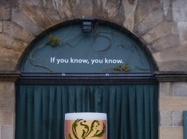 Innis and Gunn have announced that it will open The Secret Beer Garden for just two days at Custom Lane - Scottish News