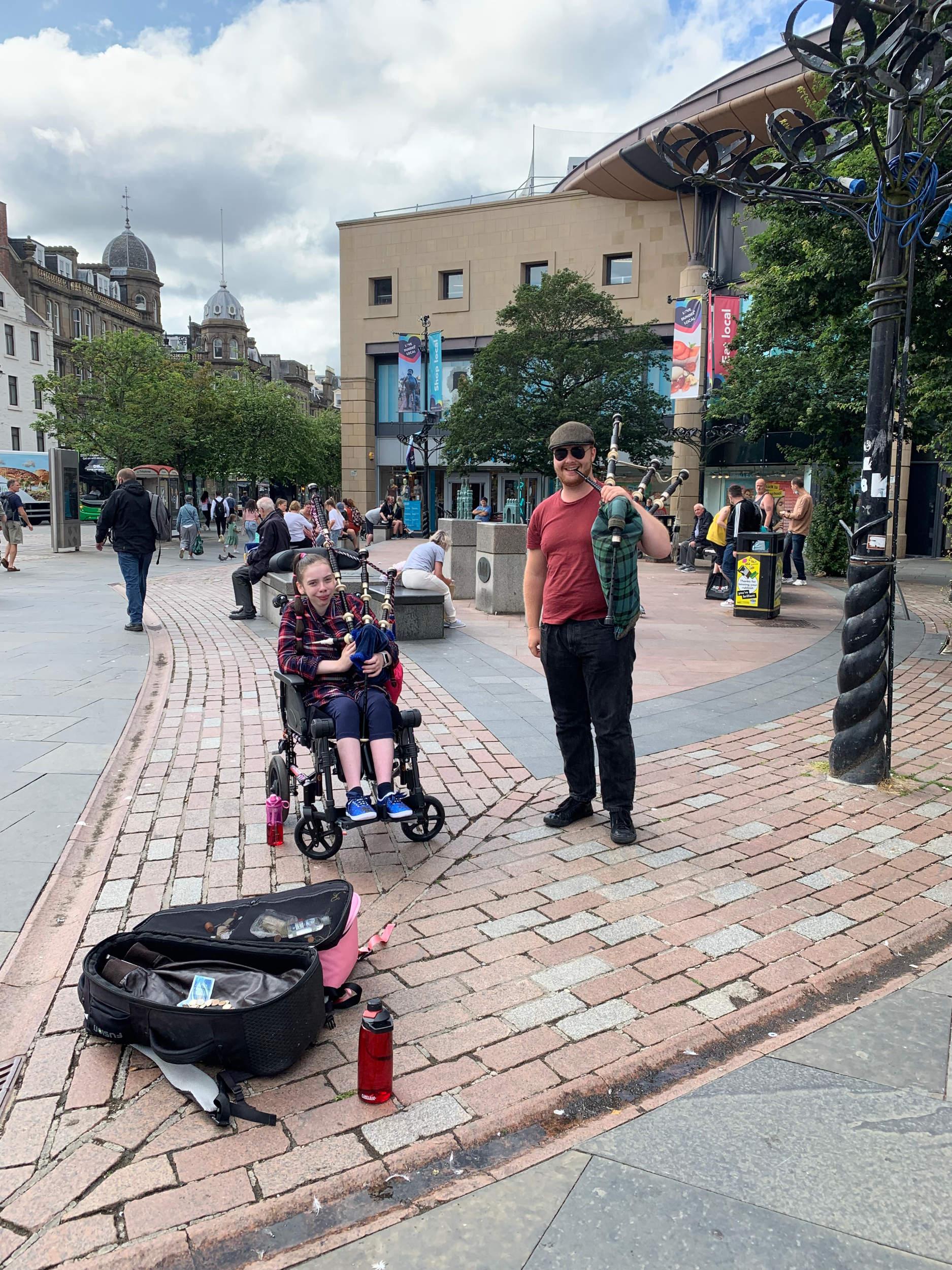 Katie Robertson and Liam Eaton - Scottish News