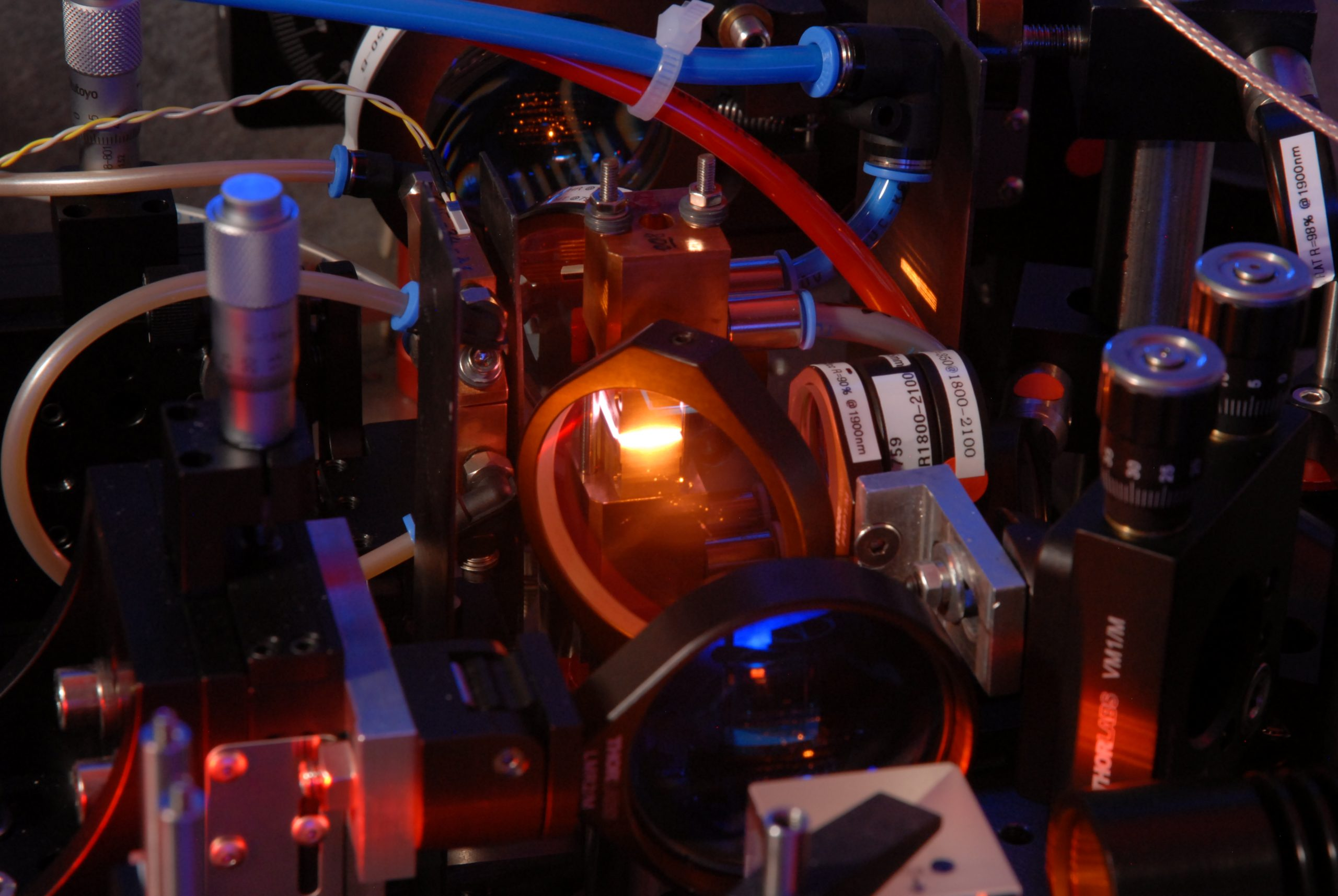 Laser systems - Research News Scotland