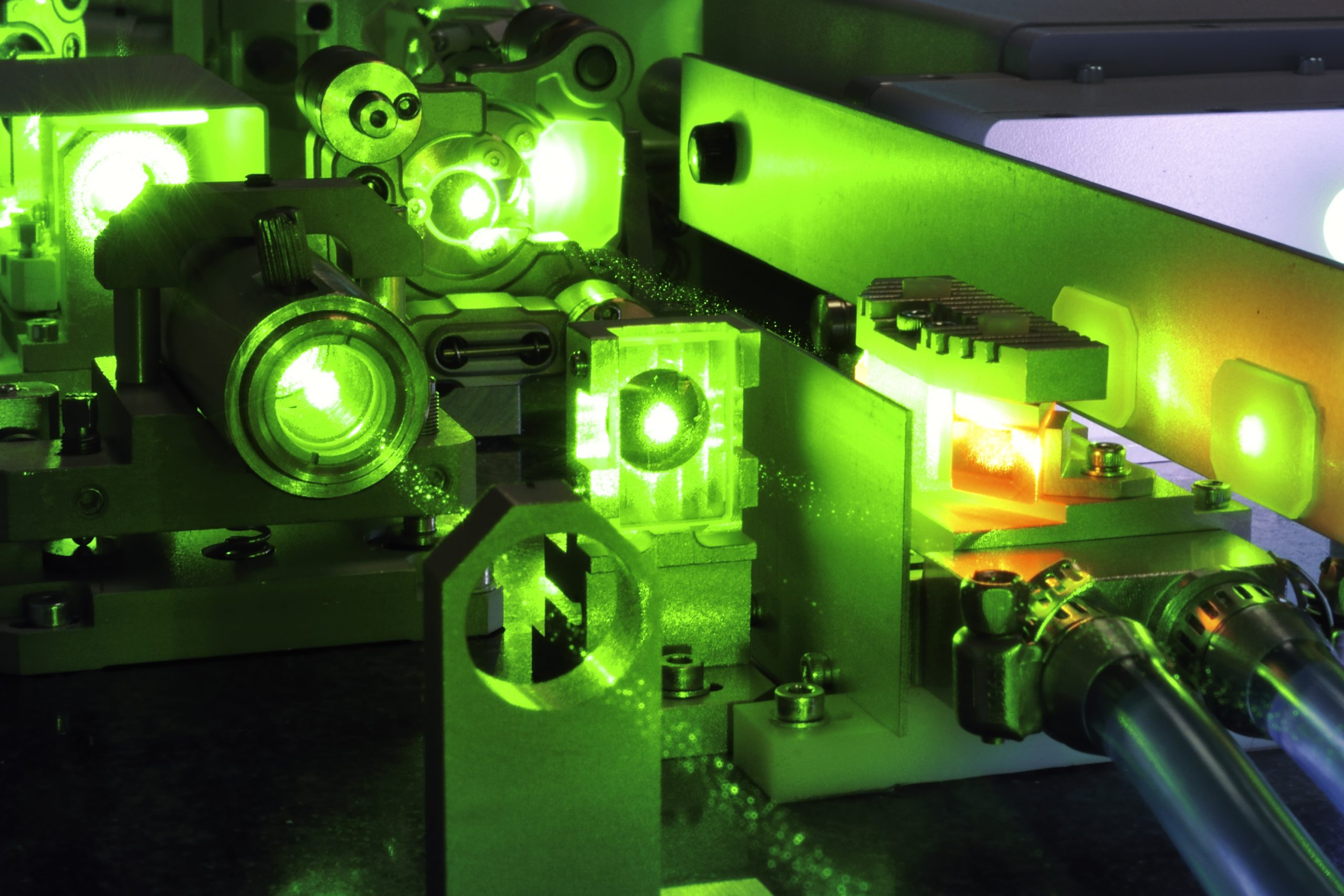 powerful laser - Research News Scotland