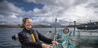 Loch Duart farm worker - Scottish News
