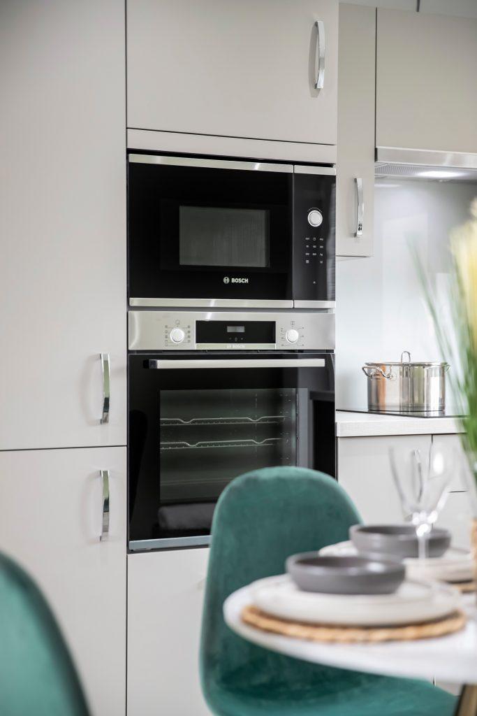 brand new kitchen - scottish news