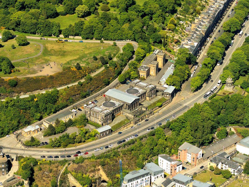 Edinburgh Royal High School - Scottish News