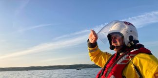 lifeboat volunteer - scottish news