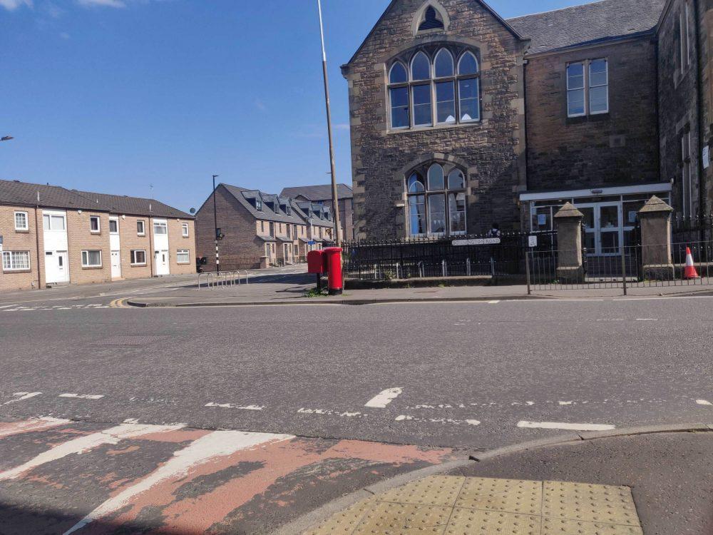 Bonnington Road postbox - Edinburgh News