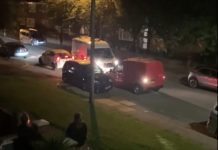 The dangerous driver meets the police head on | Police News UK