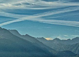 The amazing Saltire sky - Scottish Nature News