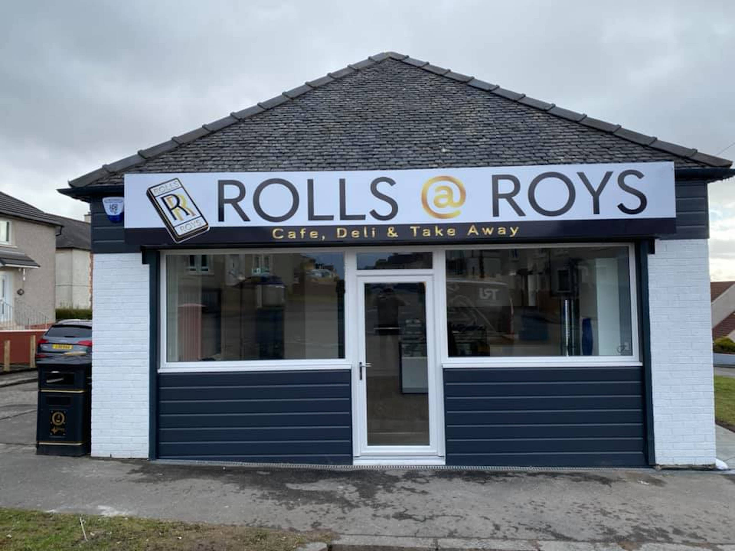 Rolls at Roys - food and drink news Scotland