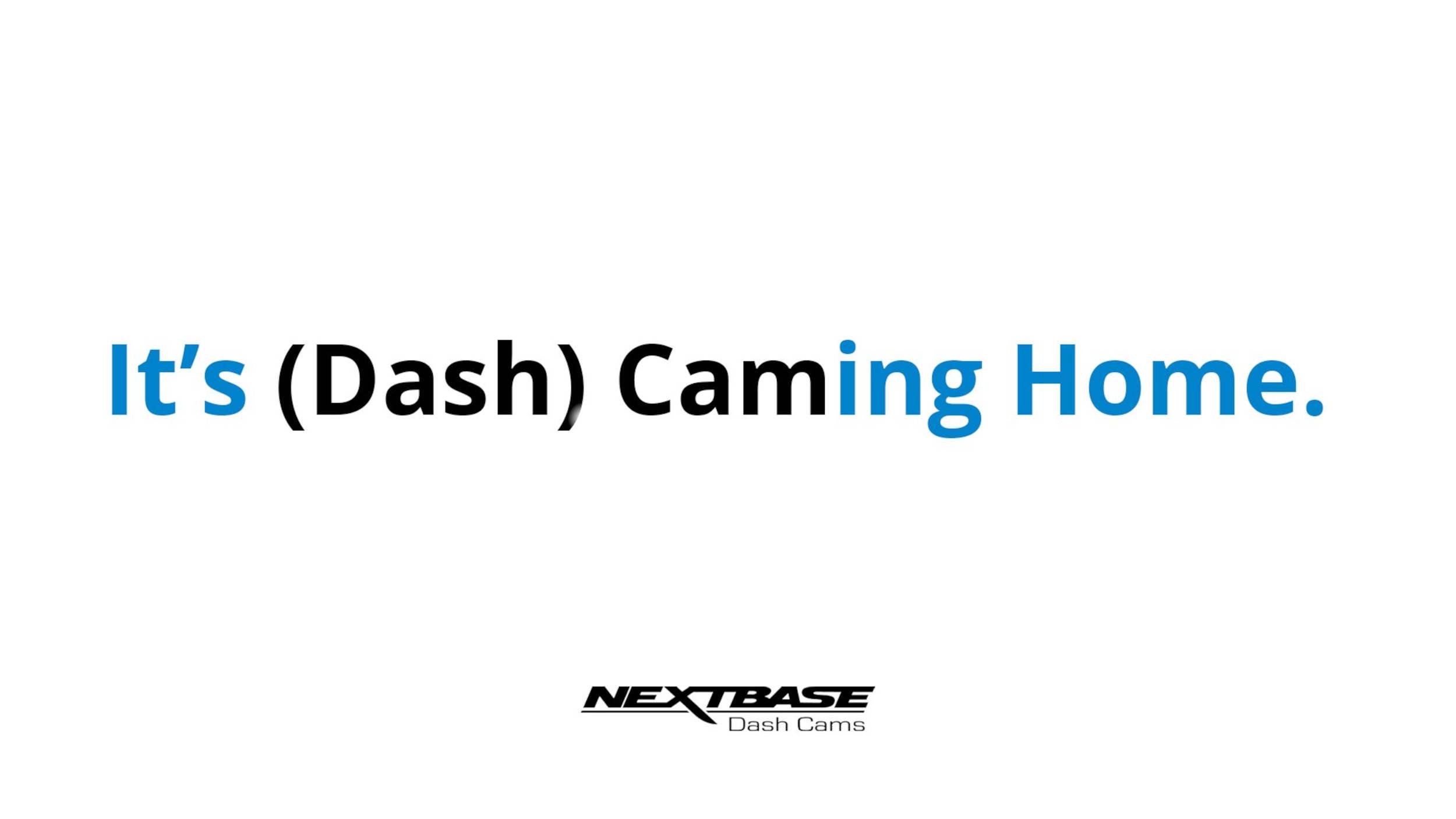 Next Base It's Dash Caming Home - consumer news UK