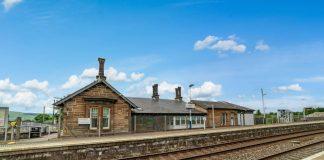 The old station house - Property News Scotland