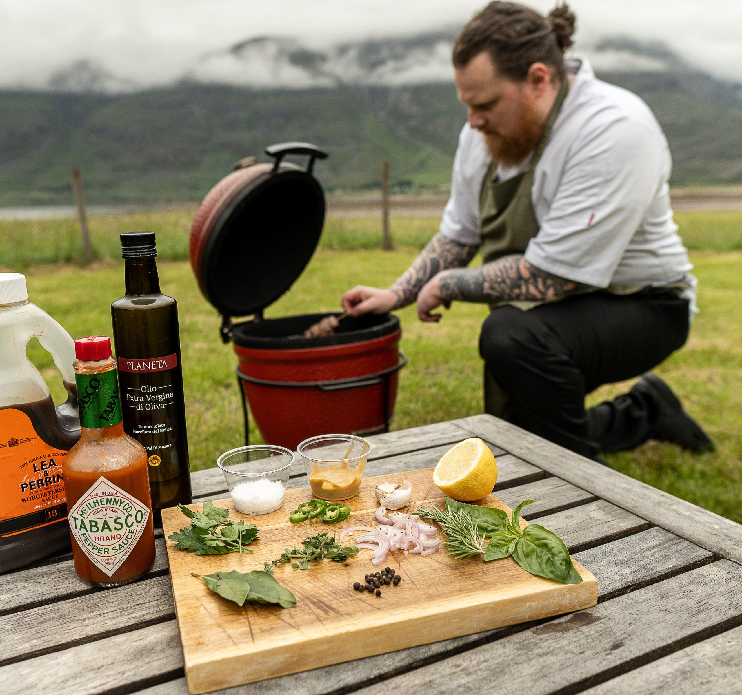 Torridon chef Paul Green - Scottish News