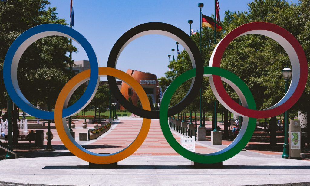 olympic rings - scottish news