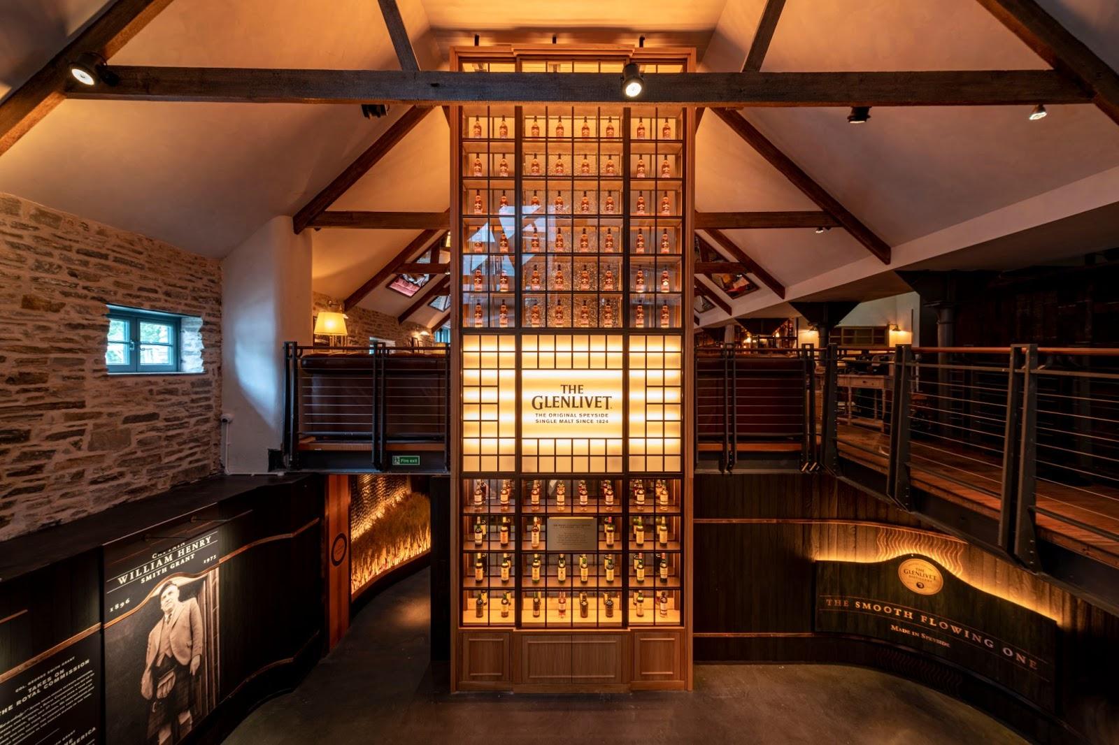 Glenlivet Distillery - Business News Scotland