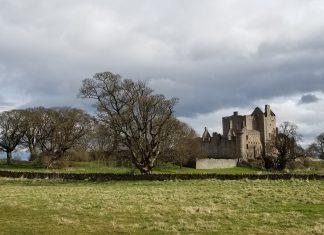 Craigmillar castle landscape in Edinburgh - Scottish News