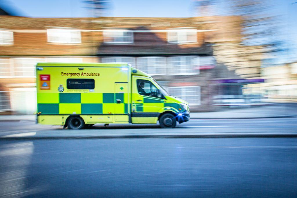 ambulance - health news scotland