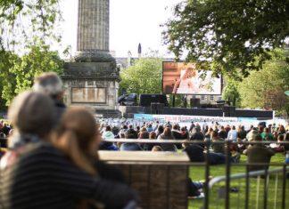 edinburgh film festival - scottish news