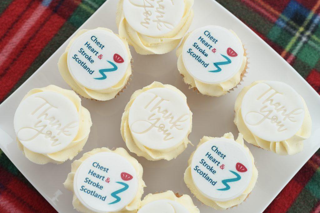 cupcakes on a platter - Scottish News