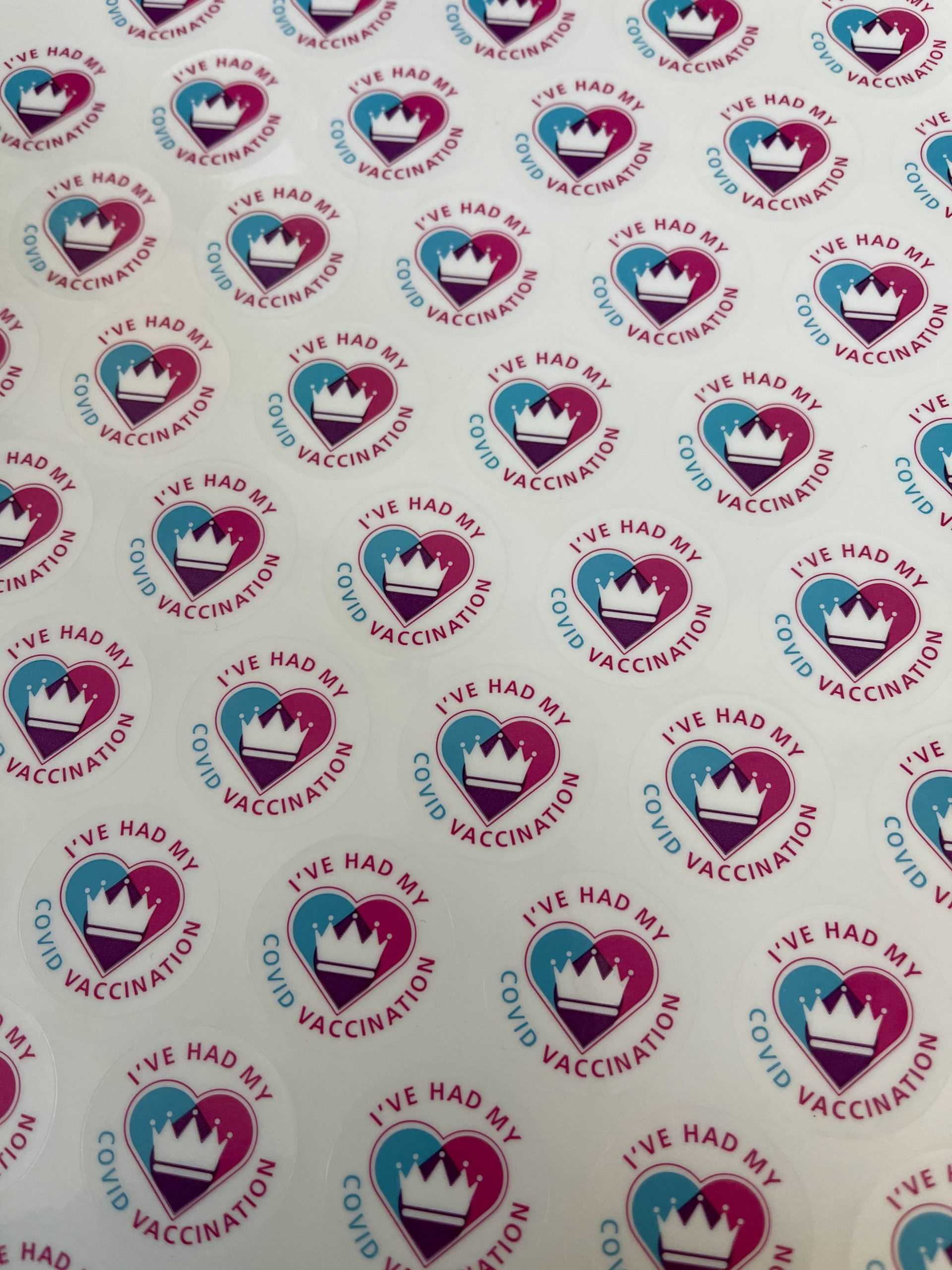 Stickers - Health News Scotland