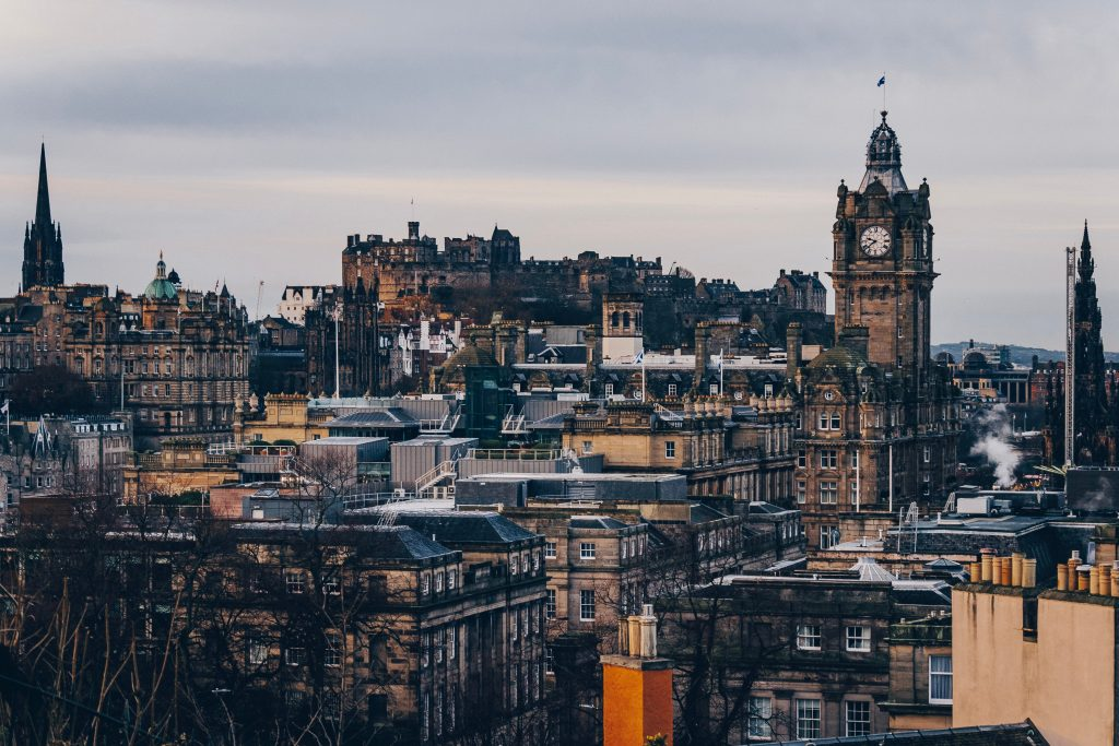city of Edinburgh - scottish news