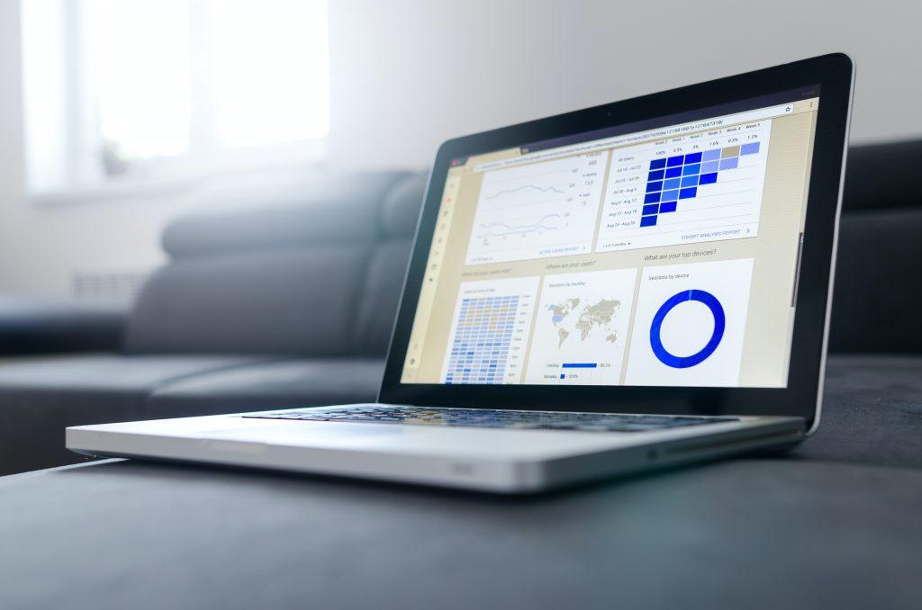 laptop with graphics - Scottish News