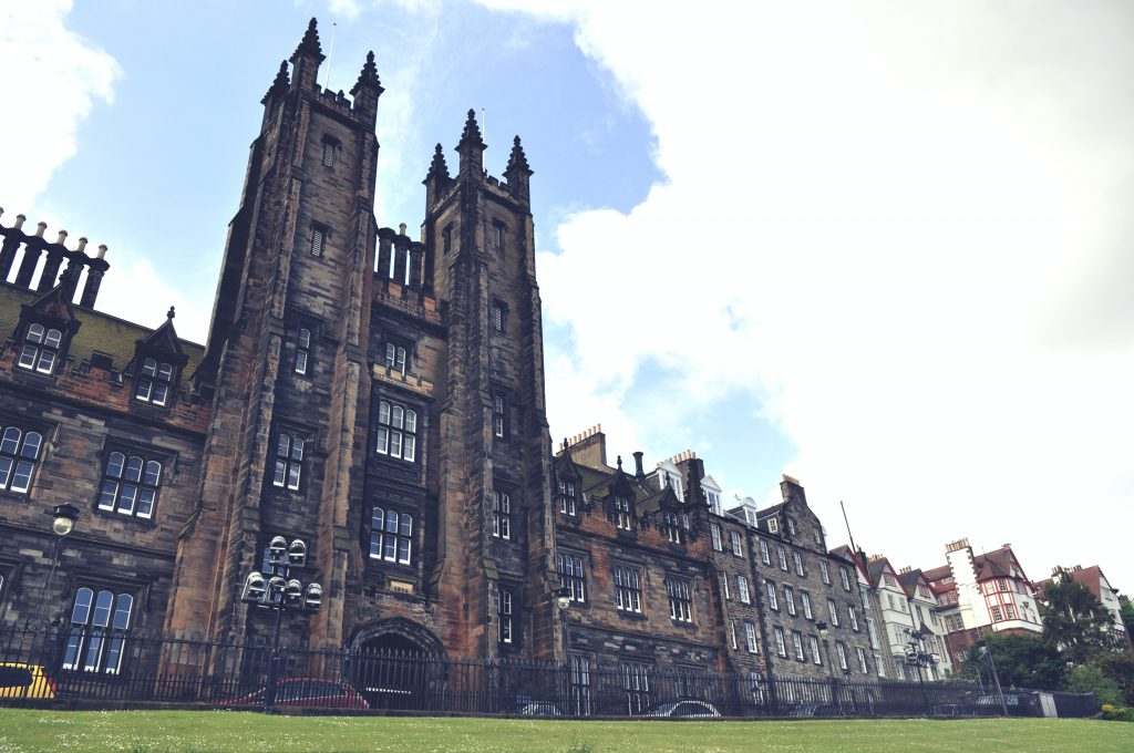 edinburgh university - Scottish News