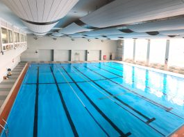 Dunbar Leisure Pool now has a state-of-the-art accessible wheelchair to assist swimmers coming in and out of the pool - Scottish News