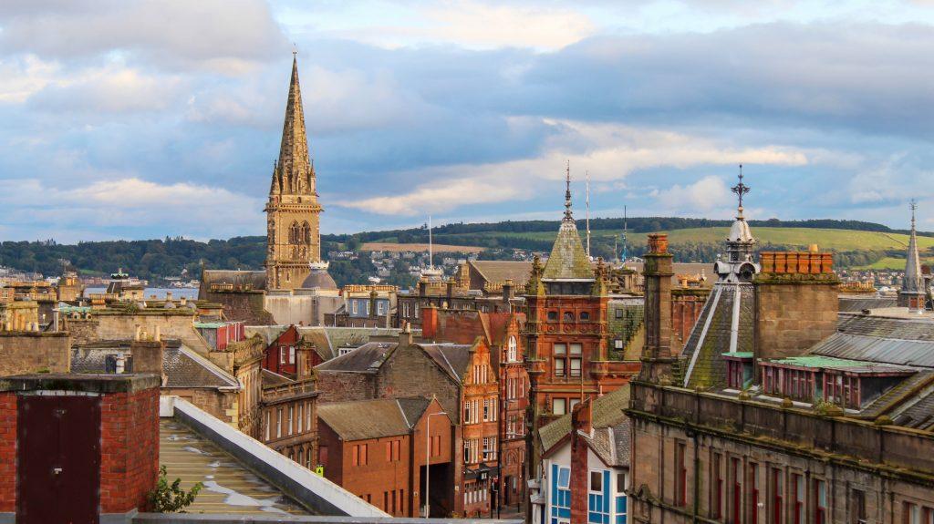 Dundee steeple - Scottish News