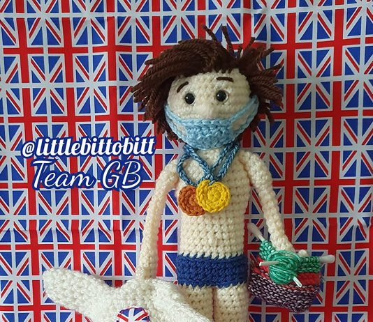 The Tom Daley doll - Sports News UK