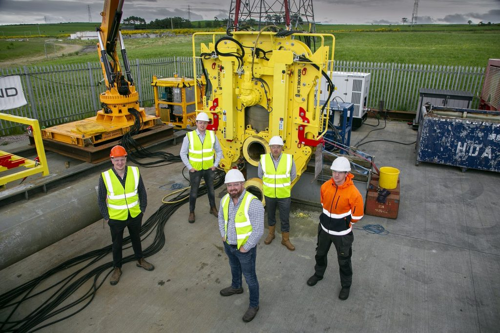Decom Engineering team - business news scotland