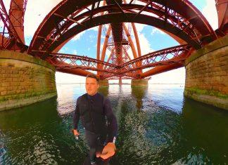 Lloyd Blyth Forth Bridge - Scottish News
