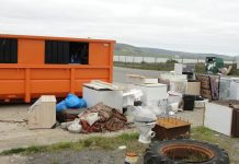 Freezers and tyre fly-tipped - Scottish News