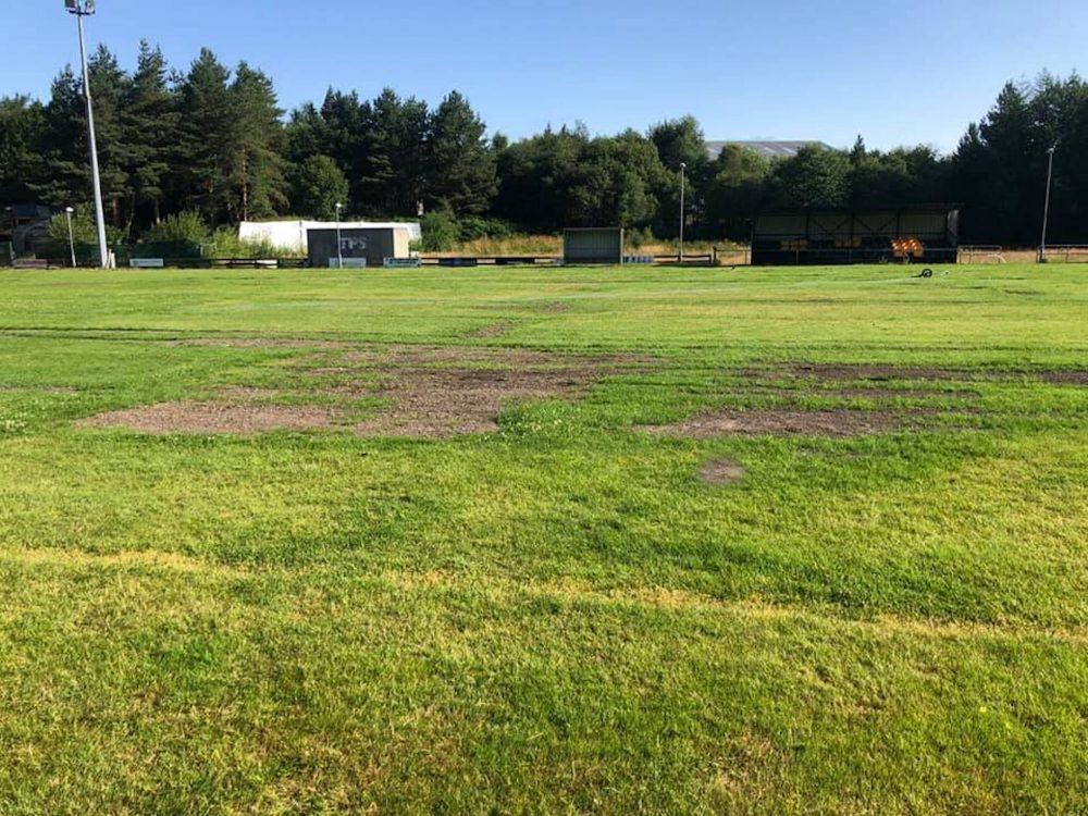Fort William's ruined Claggan Park   Scottish News