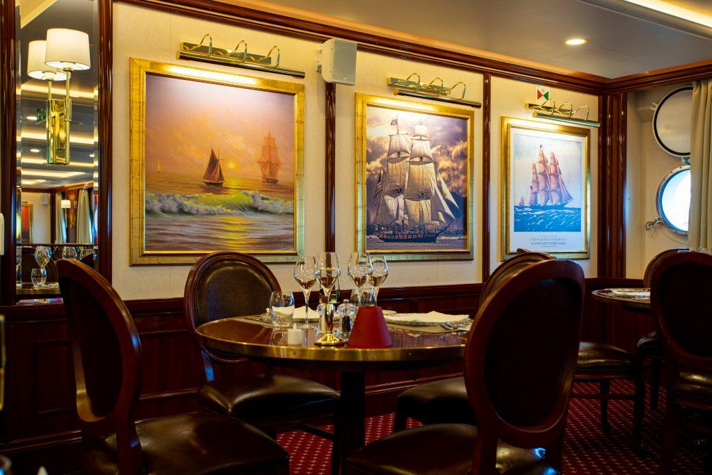 ship interior - travel news scotland