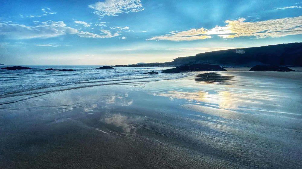 The Cornwall beach - UK Nature News