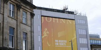 The centre in the old House of Fraser building - Scottish Health News