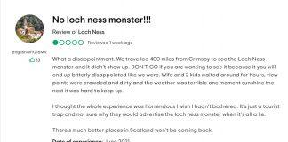 Loch Ness review - Scottish News