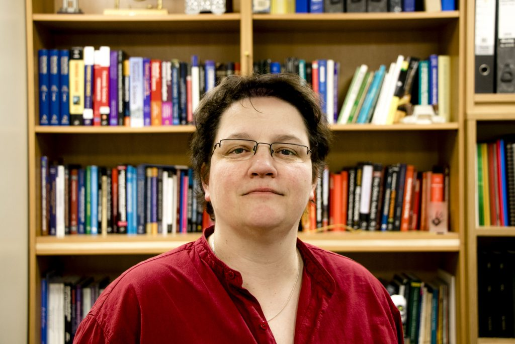 Professor Niamh - scottish crime news