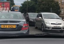 The gridlocked street - Scottish Traffic News