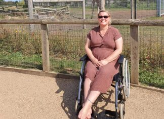 The mum spent months in a wheelchair - Health News UK