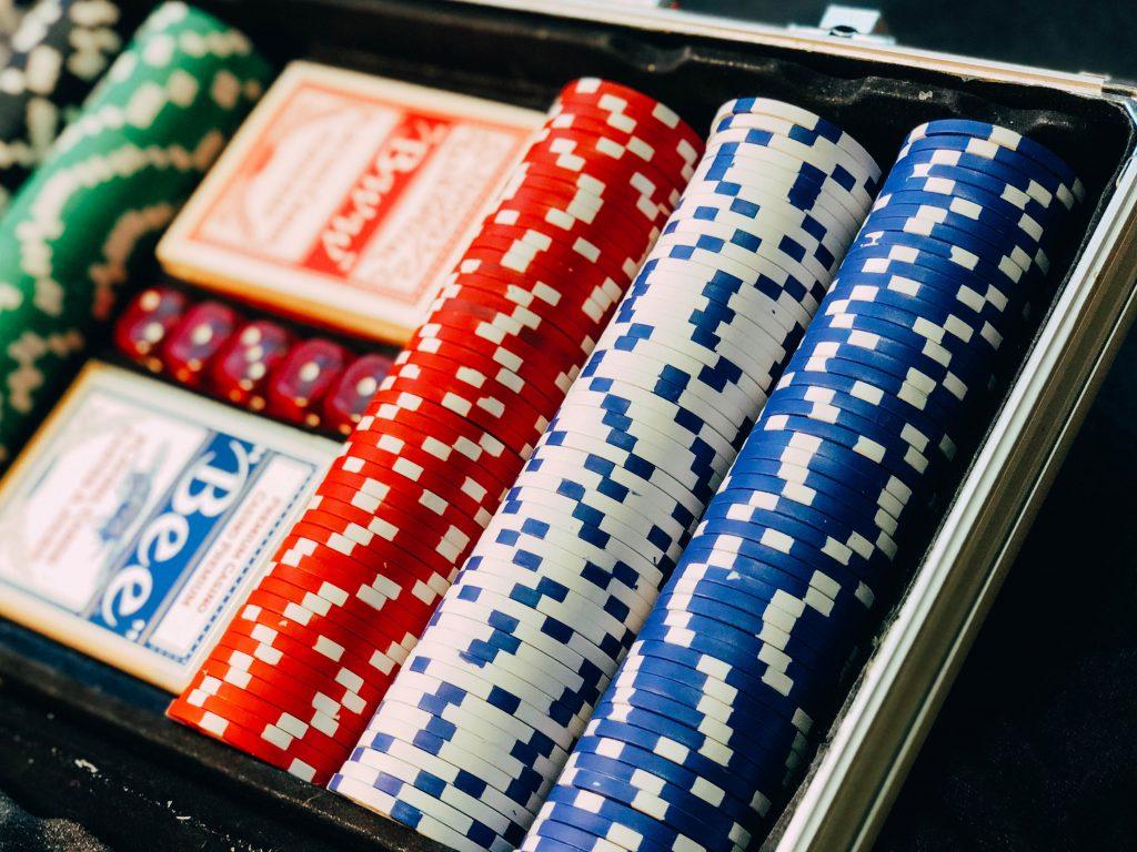 casino chips - scottish crime news